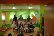 Pożegnanie dzieci idących doszkoły (grupa IV)